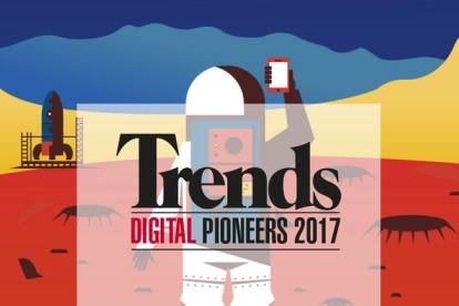 Deelname Aqtor! Trends Digital Pioneers 2017
